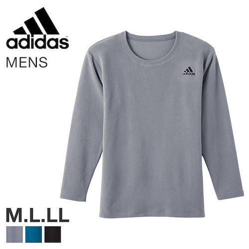 adidas/長袖フリースシャツ
