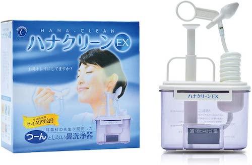 ハナクリーンEX 水流切替可能 鼻洗浄