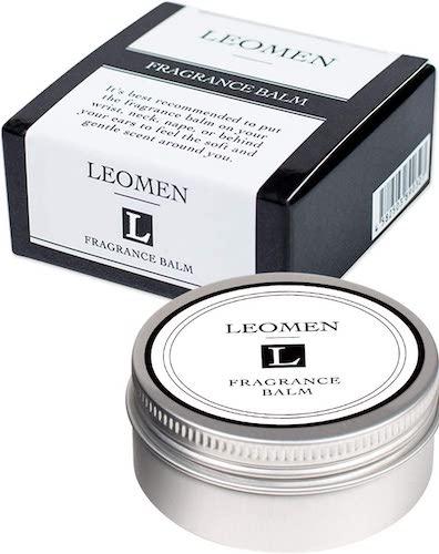 LEOMEN/練り香水フレグランスバーム