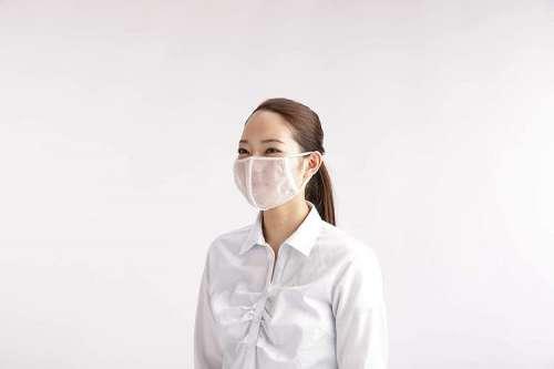 日本製 透明マスク™ 2枚入り