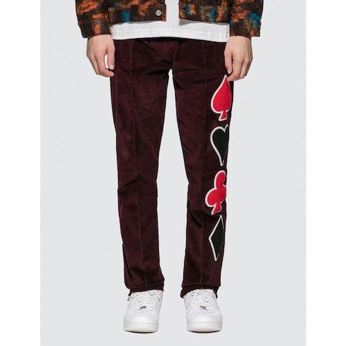 Dealers Corduroy Track Pants