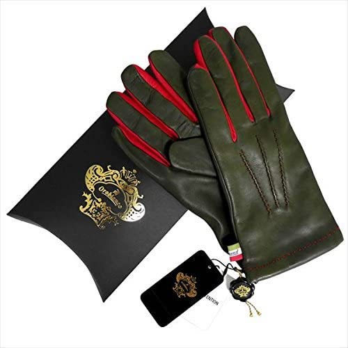 ORM-1406 Leather glove