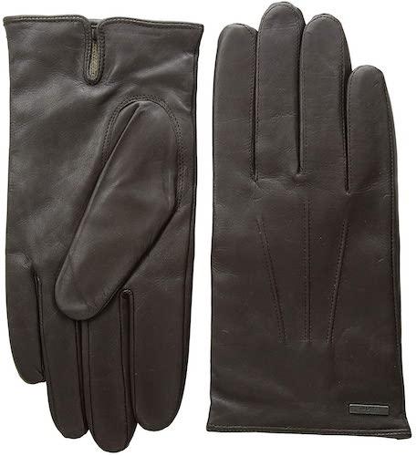 Hainz Leather Gloves