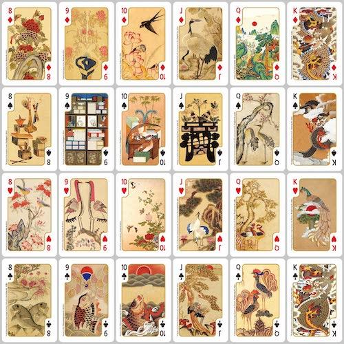 韓国 ジョセン キングダム 民族絵画
