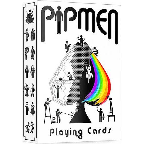 Incredible pipmen Playing Cards