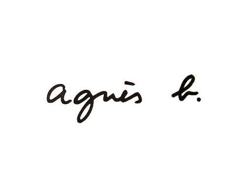 agnès b.(アニエス・ベー )ロゴ