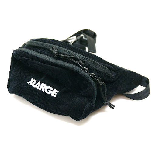 XLARGE/CORDUROY WAIST BAG