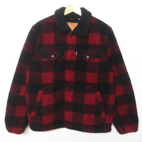 Levi's/Sherpa Coach's Jacket