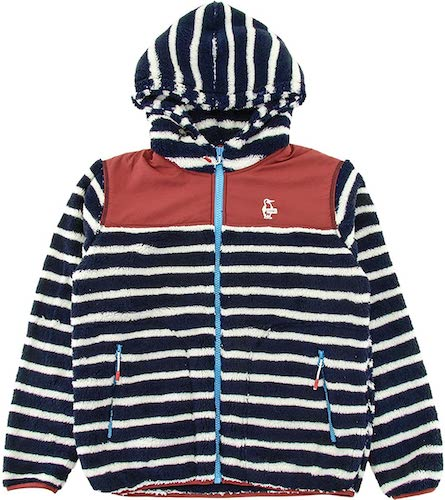 Fleece Elmo Jacket