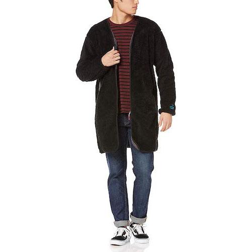 Bonding Fleece Coat