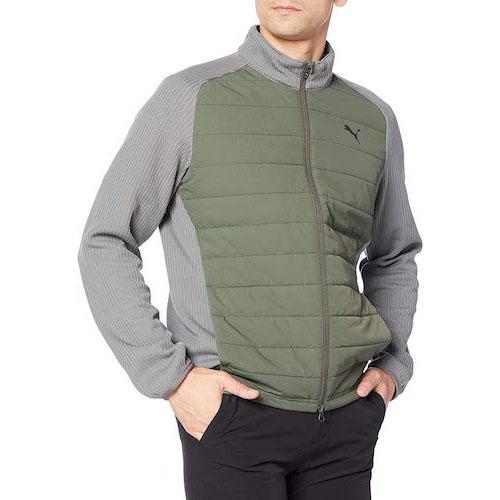 PUMA/ミックスパデッドジャケット