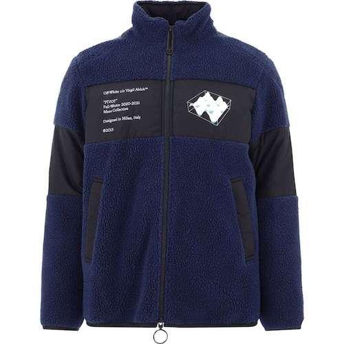 """Off-White/Virgil Abloh """"Polar"""" Fleece Jacket"""