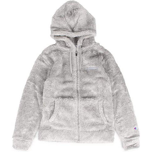 ZIP HOODED JACKET