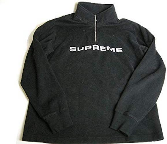 Supreme(シュプリーム)/Jacquard Athletic Half Zip