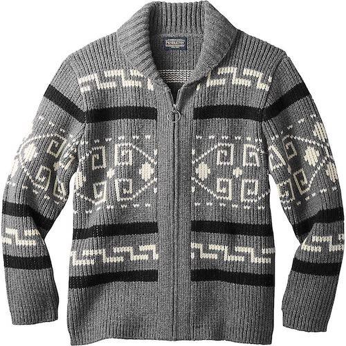 PENDLETON/アウターニットセーター