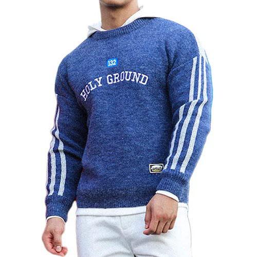 Favolic/トリプルラインセーター