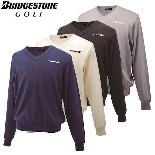 ブリヂストンゴルフ/TOUR Bセーター