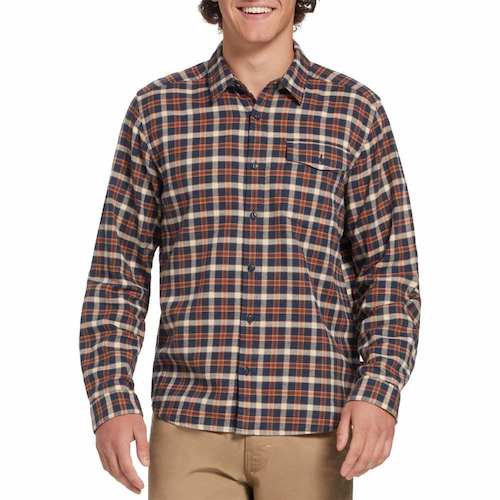 patagonia/Lightweight Fjord Flannel Long Sleeve Shirt