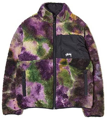 Reversible Micro Fleece Jacket