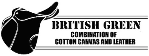 British Green(ブリティッシュグリーン)ロゴ