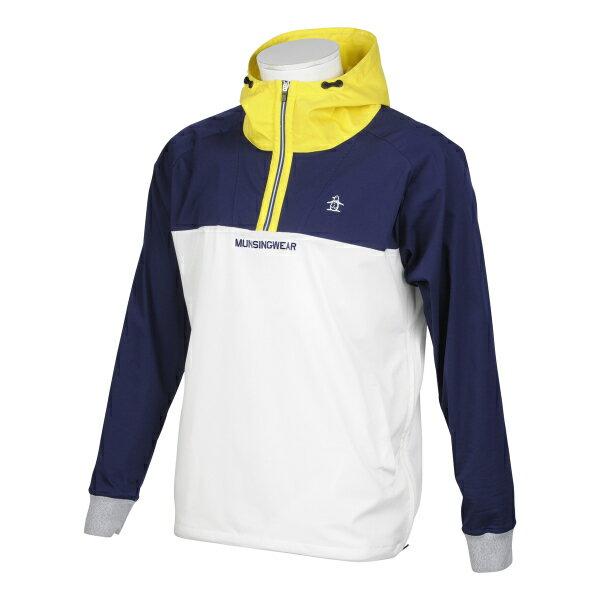 Munsingwear /RECTAS&SOLOTEXアノラックジャケット