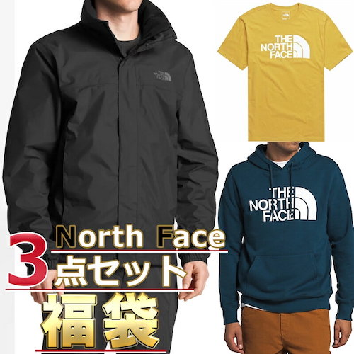 THE NORTH FACE/福袋3点セット