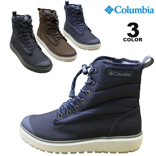 Columbia/SAPLAND ARC WATERPROOF OMNI-HEAT BOOTS