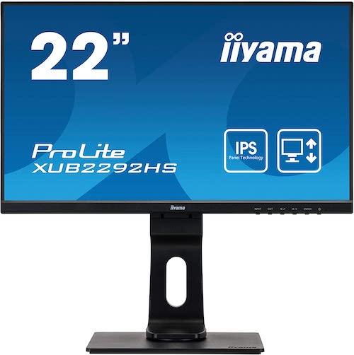 マウスコンピューター iiyama 22インチ