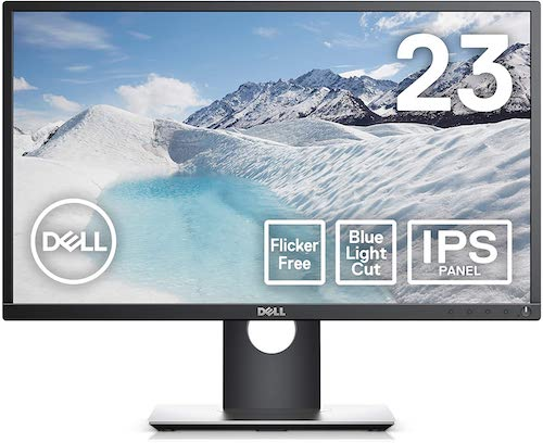 Dellモニター23インチP2317H