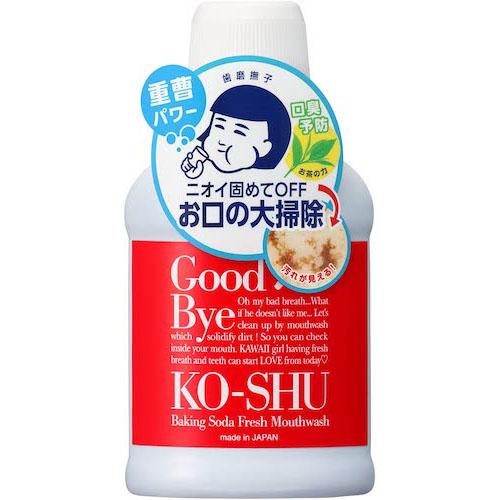 歯磨撫子/重曹すっきり洗口液