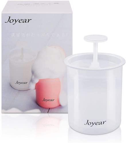 Joyear/洗顔泡立て器マイクロバブルフォーマー