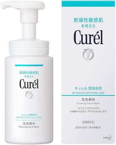 キュレル/泡洗顔料 150ml
