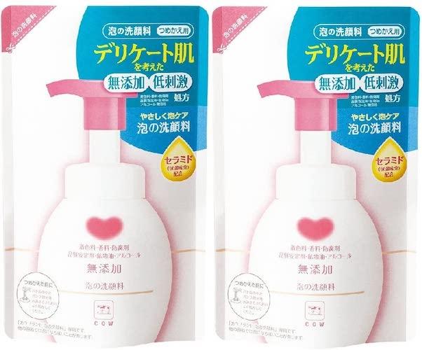 カウブランド/無添加泡の洗顔料