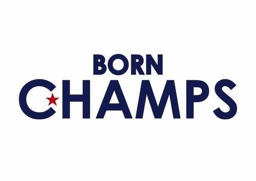 BORNCHAMPS ロゴ