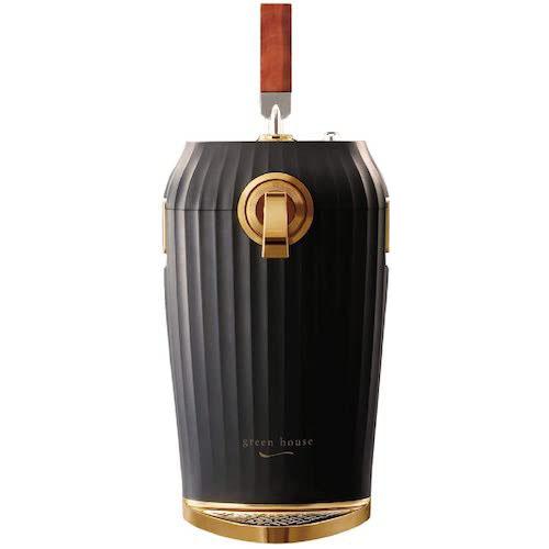 グリーンハウス ビールサーバー ブラック500ml