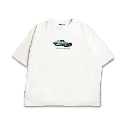 9090 × WIND AND SEA FXXK YOU GO HOME T