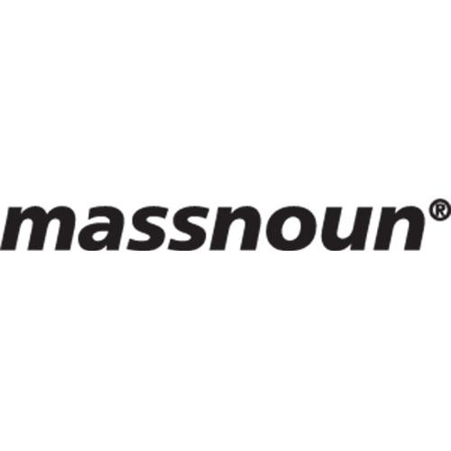 MASSNOUN ロゴ