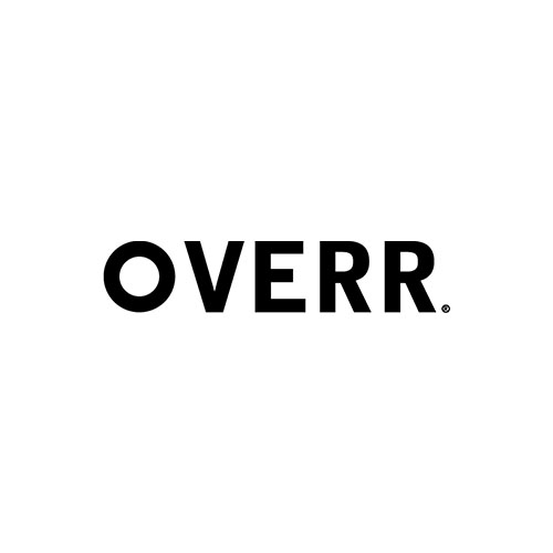 OVERR ロゴ