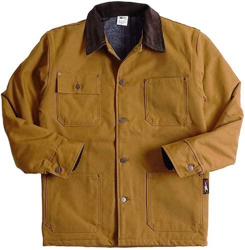 UNION LINE/ヘビーウエイトダックジャケット