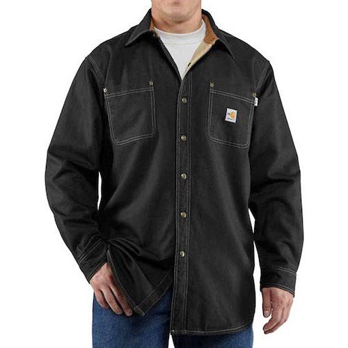 Carhartt/耐炎キャンバスシャツジャケット
