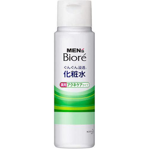 メンズビオレ/浸透化粧水 薬用アクネケアタイプ