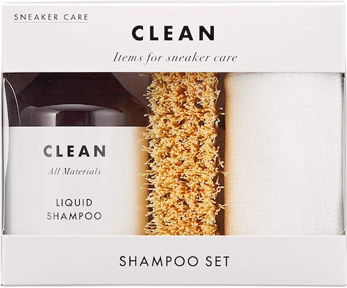 CLEAN/スニーカーケアシャンプーセット