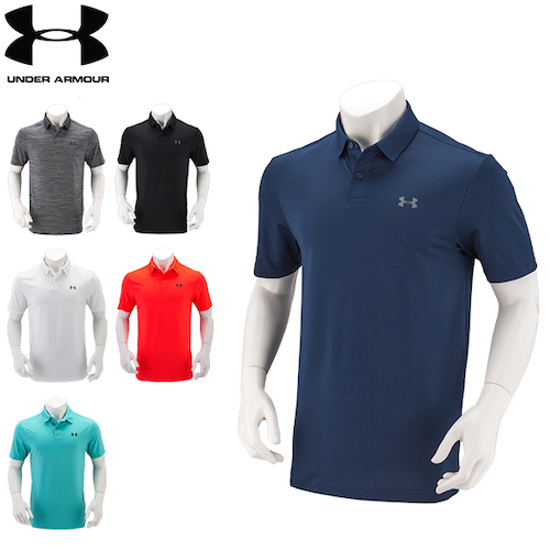 Under Armour/パフォーマンスポロ