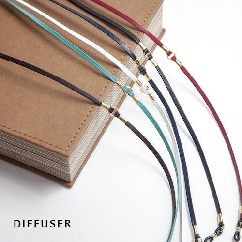 DIFFUSER/レザー グラスコード