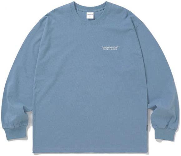 thisisneverthat/ロゴロングTシャツ