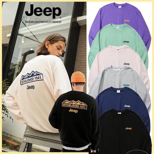 JEEP/Logo Sweat