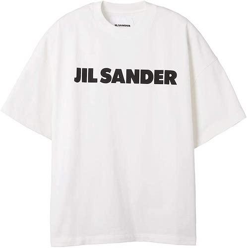 JIL SANDER/クルーネックTシャツ