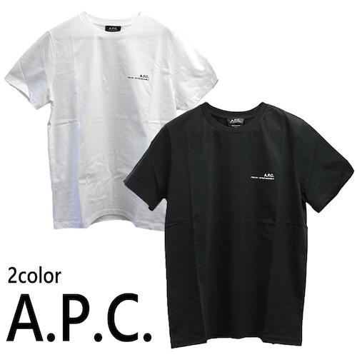 A.P.C./ロゴT ワンポイント