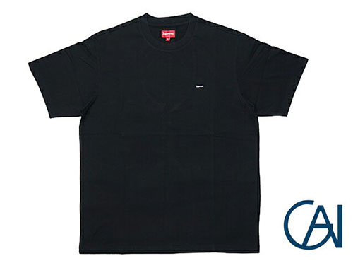 supureme/スモールボックスロゴTシャツ