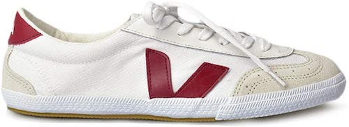 Volley White Marsala Sneakers